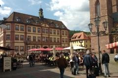 Ruderwanderfahrt ohne Boot an die Weinstrasse 2019